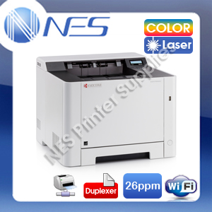 Kyocera ECOSYS P5026cdw A4 Color Laser Wireless Network Printer+Auto Duplex (RRP:$647.90)